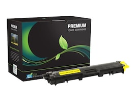 TN225Y Yellow High Yield Toner Cartridge for Brother, MSE020322216, 34837731, Toner and Imaging Components