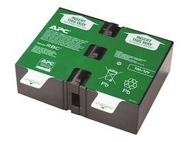 APC Replacement Battery Cartridge #123, APCRBC123, 12235034, Batteries - Other