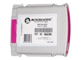 Microboards Magenta Print Cartridge for the Microboards PF-PRO, MX-1 & MX-2 disc publishers, PFP-HC-MAGENTA, 8227867, Ink Cartridges & Ink Refill Kits - OEM