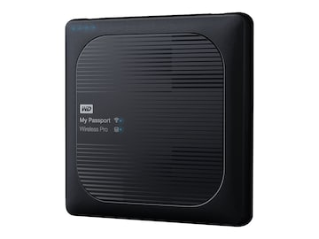 Western Digital 3TB WD My Passport Wireless Pro Drive, WDBSMT0030BBK-NESN, 32213203, Network Attached Storage