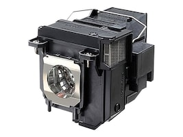 Ereplacements Replacement Lamp for PowerLite 580, 585W, BrightLink 585Wi, 595Wi, ELPLP80-OEM, 34475830, Projector Lamps