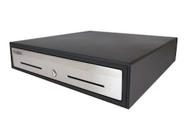 Pos-X ION Slide Cash Drawer, 18x18, Stainless, ION-C18S-1S, 35324929, Cash Drawers