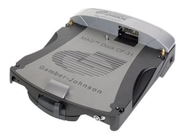 Panasonic Vehicle Port Replicator with Dual Pass, 7160-0318-06-P, 14430714, Docking Stations & Port Replicators