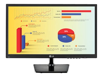 LG 24 MC37D-B Full HD LED-LCD Monitor, Black, 24MC37D-B, 18474423, Monitors