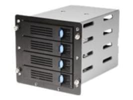 Chenbro 3.5 Hot Swap 6Gb Mini SAS BP 4-port SR107 HDD Cage, 84H210710-089, 13093470, Drive Mounting Hardware