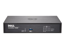 SonicWALL SonicWALL TZ300 Firewall with Secure Upgrade Plus (3 Years), 01-SSC-0576, 19697320, Network Firewall/VPN - Hardware