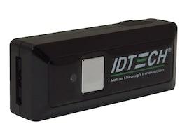ID Tech BTScan 1D Wireless Barcode Scanner, Bluetooth, Black, IDBA-46B3MRB, 18028600, Bar Code Scanners
