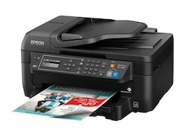 Epson WorkForce WF-2750 All-In-One Printer, C11CF76201, 31880661, MultiFunction - Ink-Jet