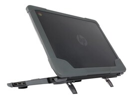 Max Cases Max Extreme Shell for HP ChromeBook G5, HPESCB511GRY, 32903221, Carrying Cases - Notebook