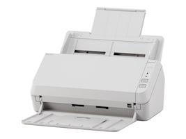 Fujitsu SP-1130 Color Duplex Document Scanner 30ppm 50-Page ADF PSIP USB 2.0, PA03708-B022, 30864141, Scanners