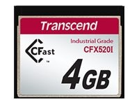 Transcend Information TS4GCFX520I Main Image from Front