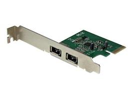 StarTech.com 2-Port PCI Express 1394a FireWire Card, PEX1394A2V, 16806973, Controller Cards & I/O Boards