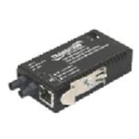 Transition Industrial Mini 10 100 Bridging Media Converter, M/E-ISW-FX-01AC(LH), 14930022, Scan Converters