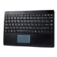 Adesso 2.4 GHz RF Wireless SlimTouch Keyboard, WKB-4000UB, 10132488, Keyboards & Keypads