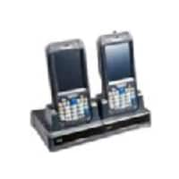 Intermec Dual Dock Ethernet for CN70 70E, NA Power Cord, DX2A11110, 13025936, Portable Data Collector Accessories