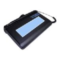 Open Box Topaz Signature Lite 1x5 LCD Signature Capture Pad, T-LBK460-HSB-R, 35157227, Signature Capture Devices
