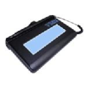 Scratch & Dent Topaz Signature Lite 1x5 LCD Signature Capture Pad, T-LBK460-HSB-R, 36926913, Signature Capture Devices