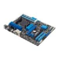 Asus Motherboard, AMD 970, Phenom Athlon II Sempron, Max. 32GB DDR3, 6x SATA, 4x PCIe, 2x PCI, GNIC, M5A97R2.0, 14639227, Motherboards