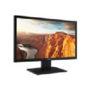 Open Box Acer 19.5 V206HQL Cbmp Full HD LED Monitor, Black, UM.IV6AA.C01, 34096418, Monitors