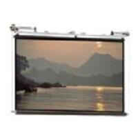 Da-Lite Scenic Roller Projection Screen, 24' x 24', Matte White, 120V Motor, 80844, 17588171, Projector Screens
